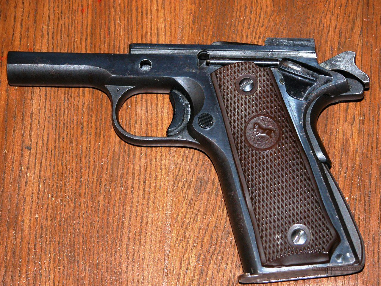 COLT LOWER FRAME 1964 COMMERCIAL  Guns > Pistols > Colt Automatic Pistols (1911 & Var)