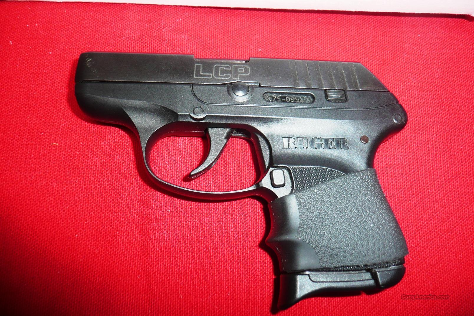 RUGER  LCP  380 acp W/BOX, LOCK, ALL PAPERS  Guns > Pistols > Ruger Semi-Auto Pistols > LCP