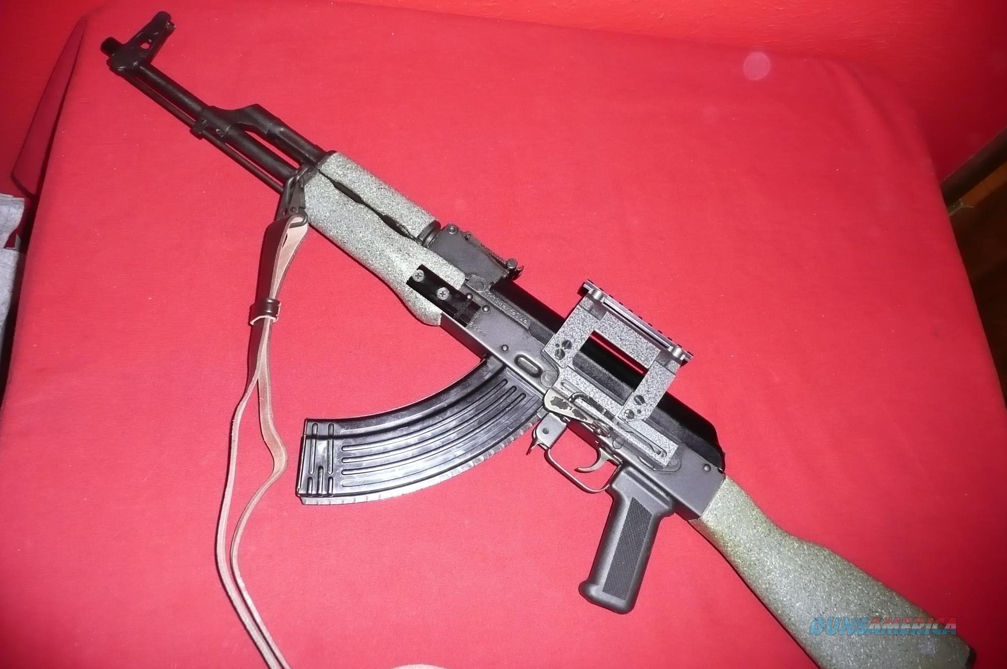 AK 47  7.63X39  ROMANARM, ROMANIA  2002 MFG.    Guns > Rifles > AK-47 Rifles (and copies) > Full Stock