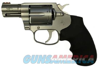 Colt Cobra Snubby - New Production Stainless Steel  Guns > Pistols > Colt Double Action Revolvers- Modern