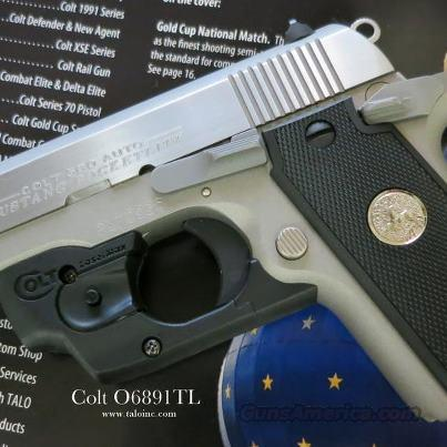 COLT MUSTANG 380 WITH COLT LASER FACTORY INSTALLED  Guns > Pistols > Colt Automatic Pistols (.25, .32, & .380 cal)