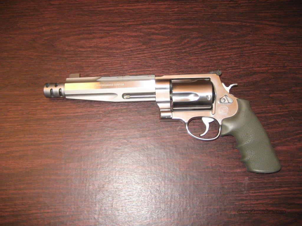 Smith and Wesson **Performance Center 460 Magnum**  Guns > Pistols > Smith & Wesson Revolvers > Performance Center