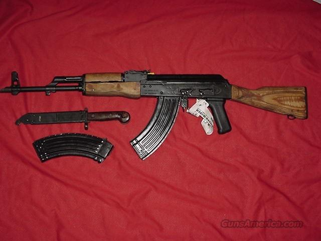 AK 47 WASR/10 NEW AK47   Guns > Rifles > Century International Arms - Rifles > Rifles