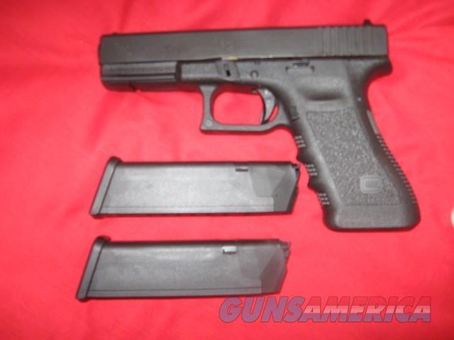 Glock 17 Gen 3 Like New  Guns > Pistols > Glock Pistols > 17