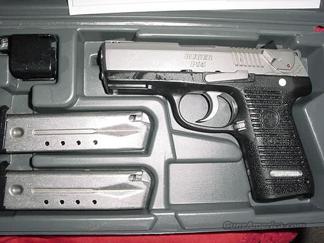 Ruger P95  9mm w/safety  Guns > Pistols > Ruger Semi-Auto Pistols > Full Frame Autos