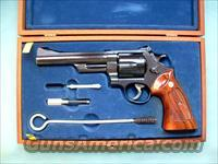 Smith & Wesson Model 57  Guns > Pistols > Smith & Wesson Revolvers > Full Frame Revolver