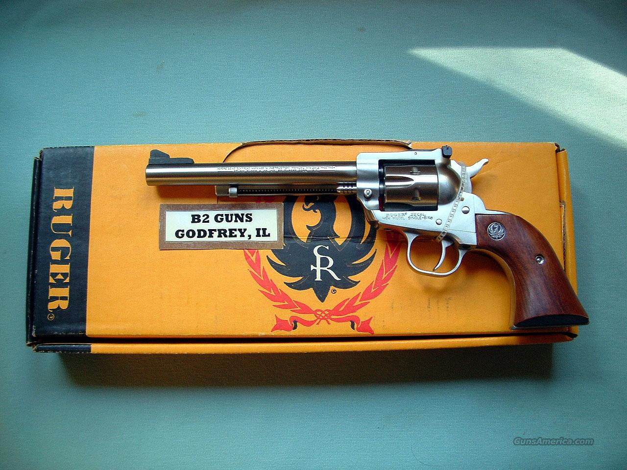 Ruger New Model Super Single Six Convertible  Guns > Pistols > Ruger Double Action Revolver > Redhawk Type