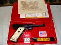 NRA Bill Ruger MKII Commemorative 22 LR  Guns > Pistols > Ruger Semi-Auto Pistols > Mark II Family