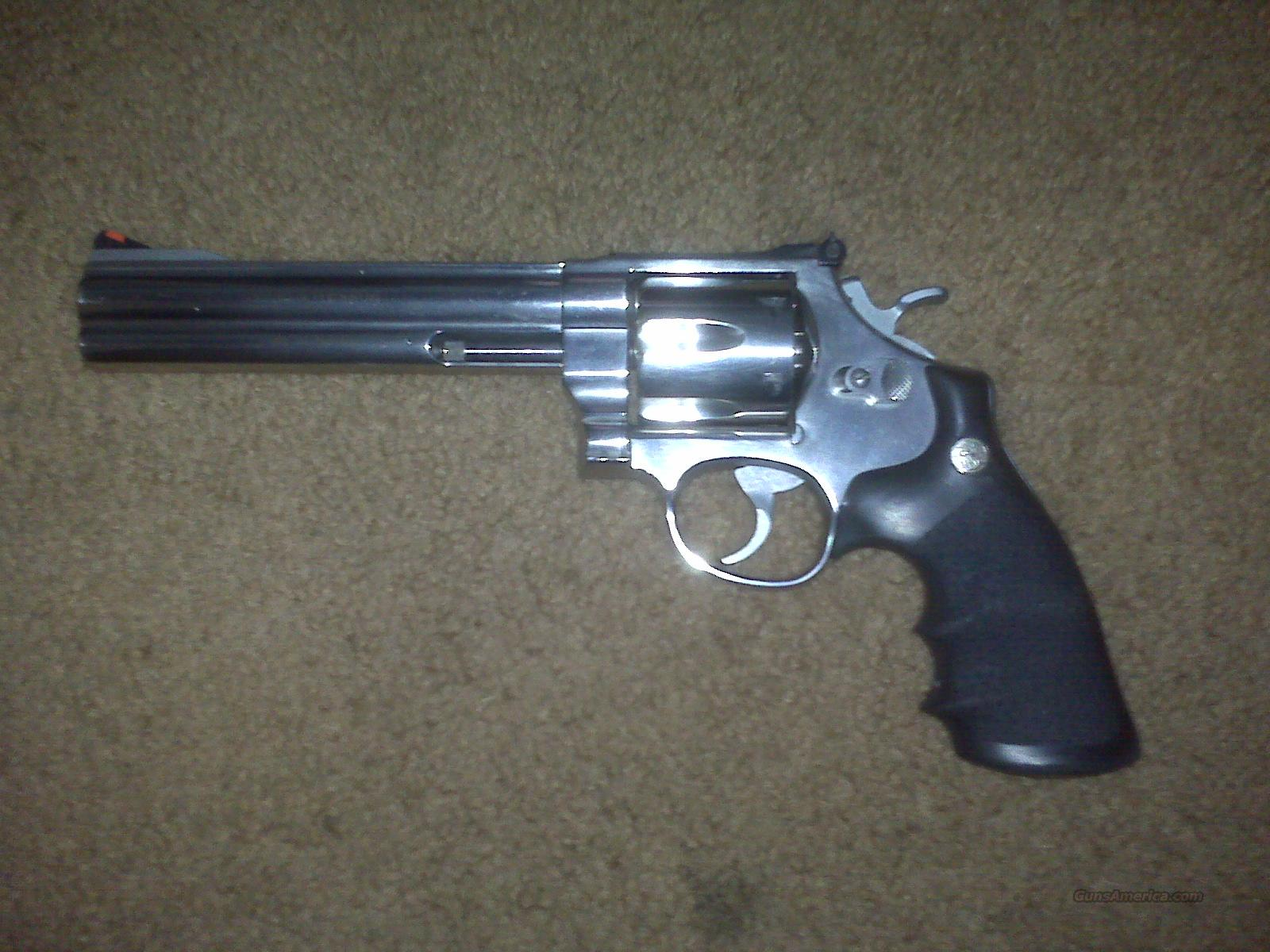 S&W 629 6.5 barrel stainless   Guns > Pistols > Smith & Wesson Revolvers > Model 629