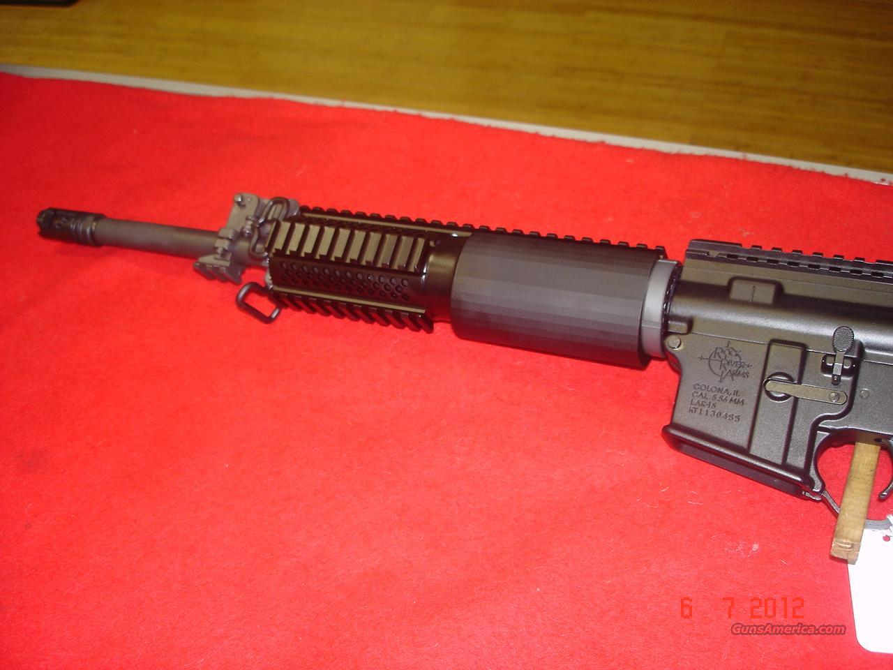 Rock River Arms Elite Operator 2  Guns > Rifles > Rock River Arms Rifles