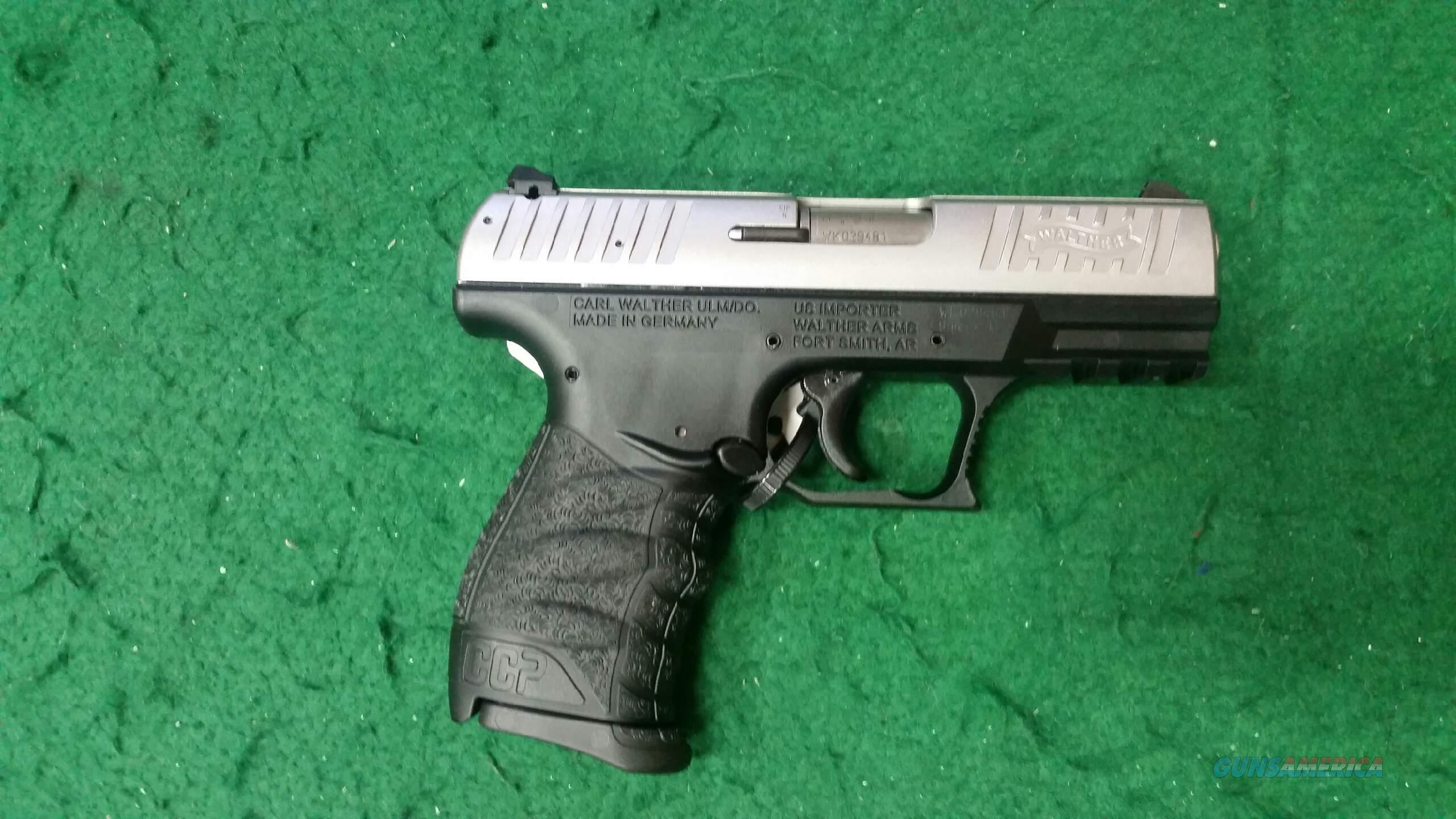Walther - CCP - 9mm   Guns > Pistols > Walther Pistols > Post WWII > CCP
