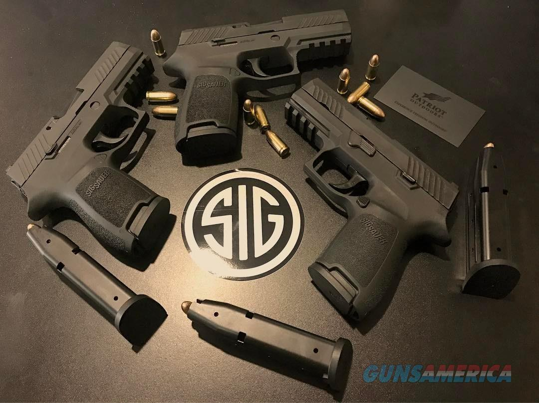 Sig Sauer - P320 Compact - w/Night Sights  Guns > Pistols > Sig - Sauer/Sigarms Pistols > P320
