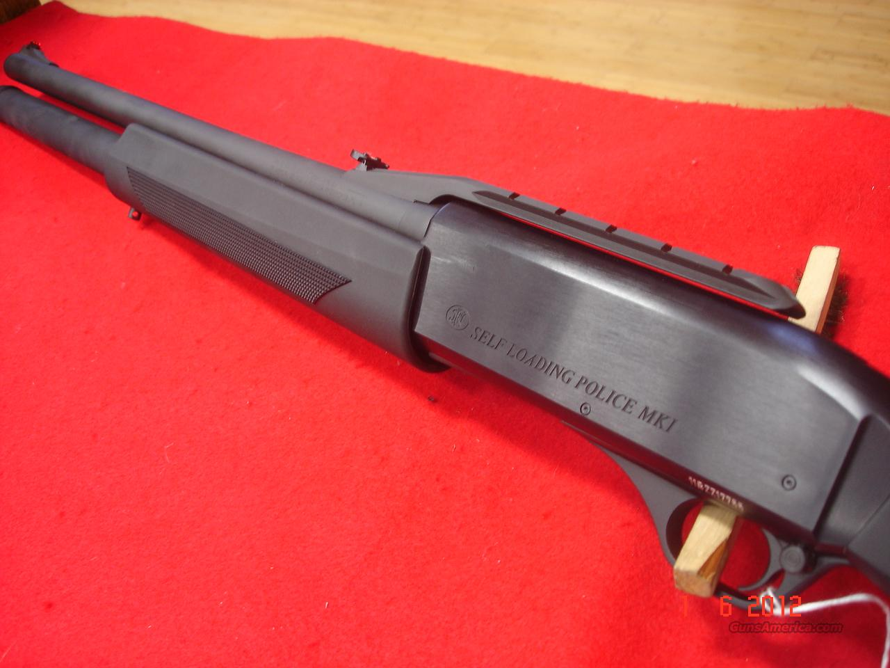 FNH SLP MK 1  Guns > Shotguns > FNH - Fabrique Nationale (FN) Shotguns > Auto > Tactical