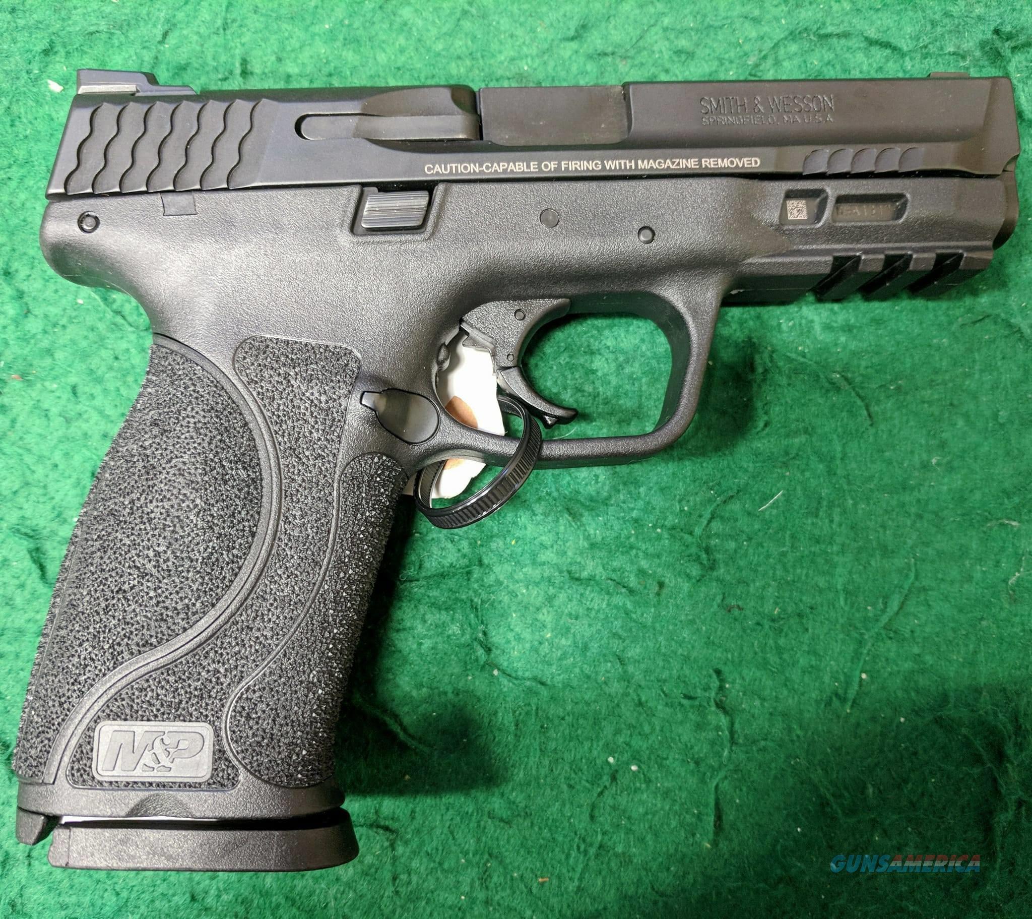 S&W - M&P - 2.0 - 9mm   Guns > Pistols > Smith & Wesson Pistols - Autos > Polymer Frame