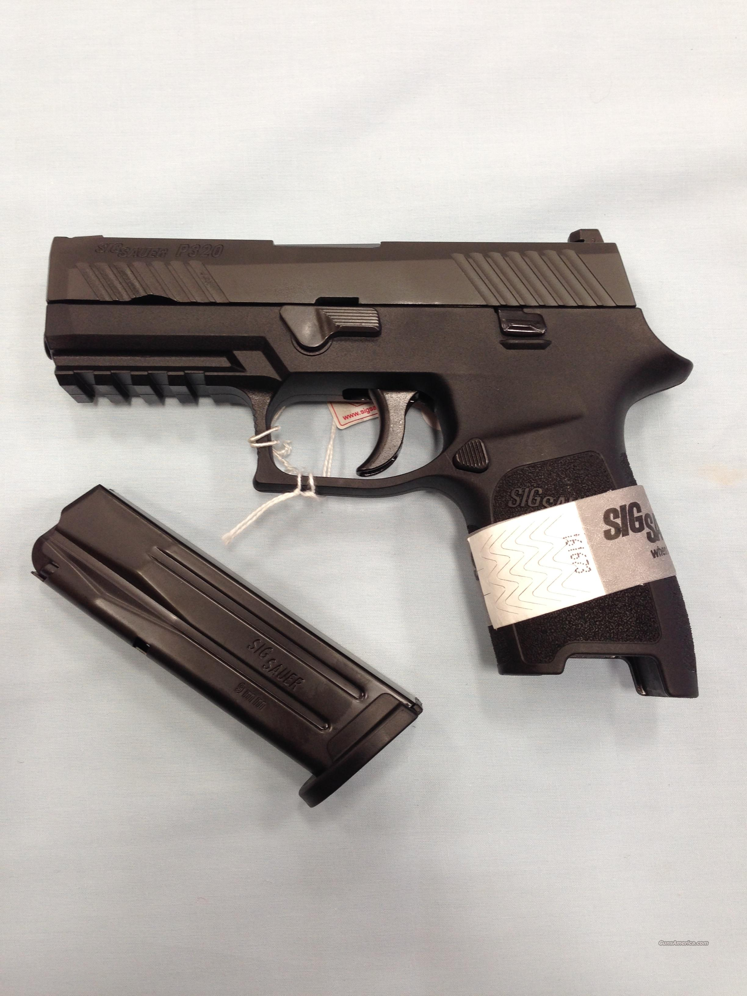 Sig Sauer P320 Carry Nitron 9mm  Guns > Pistols > Sig - Sauer/Sigarms Pistols > Other
