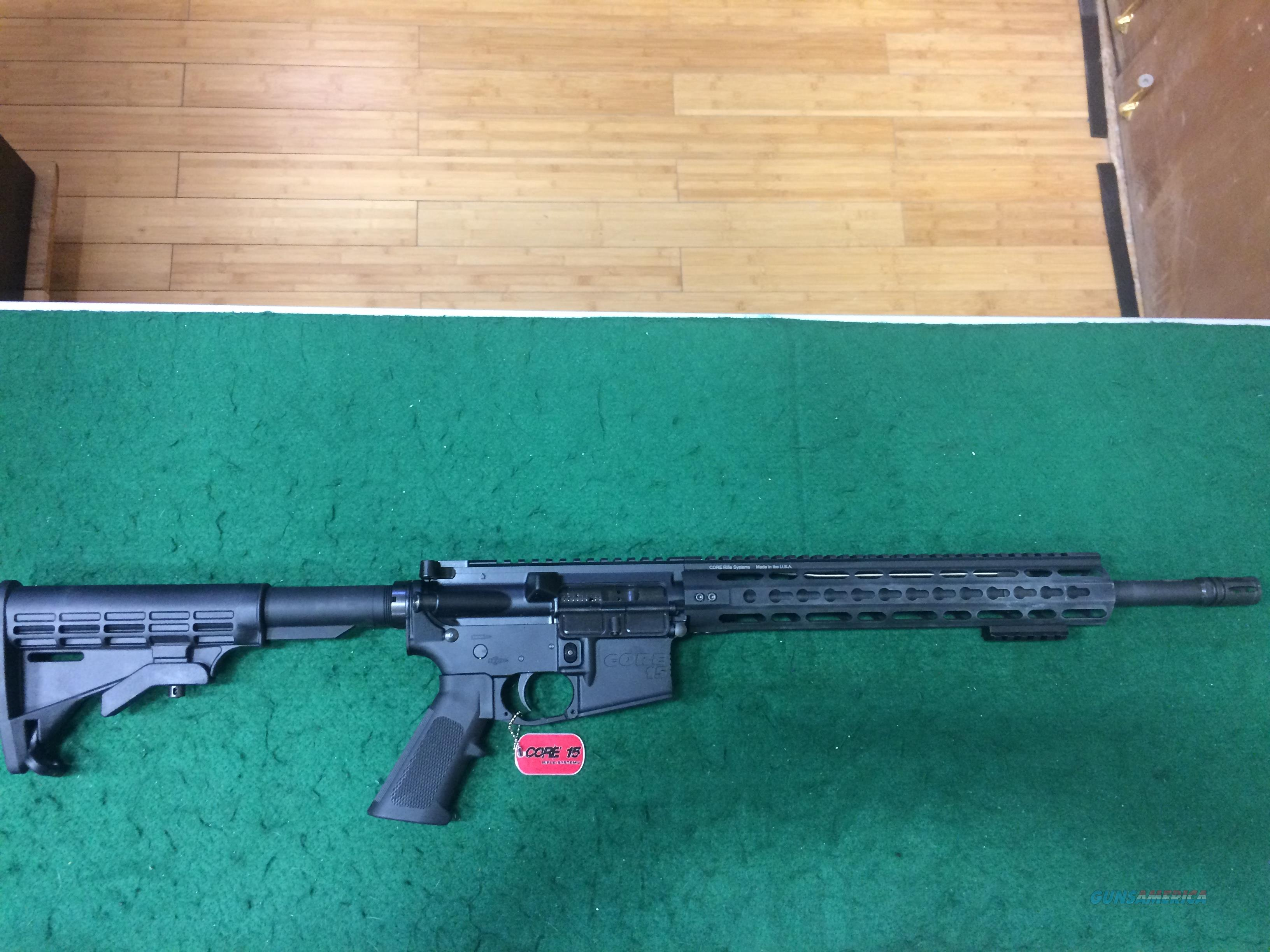 Core 15 XV C15 Keymod Scout  Guns > Rifles > AR-15 Rifles - Small Manufacturers > Lower Only