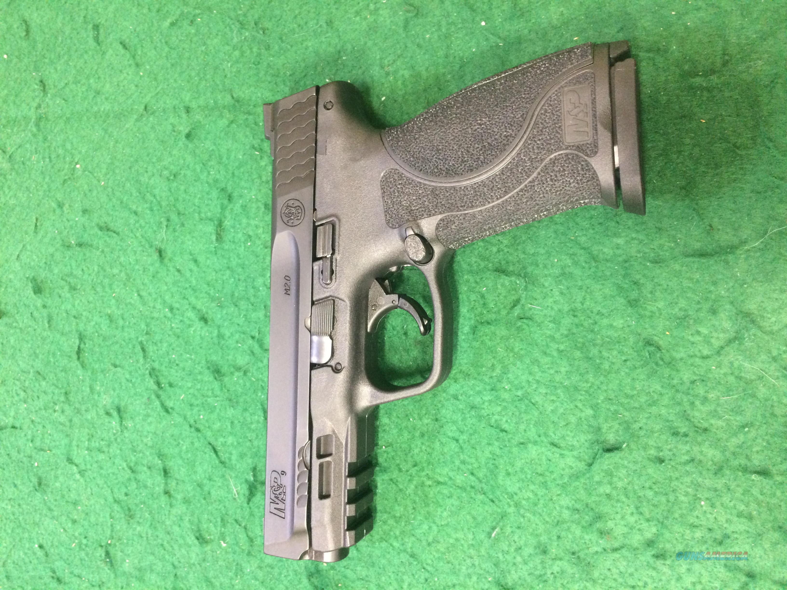 Smith & Wesson - M&P 2.0  Guns > Pistols > Smith & Wesson Pistols - Autos > Polymer Frame