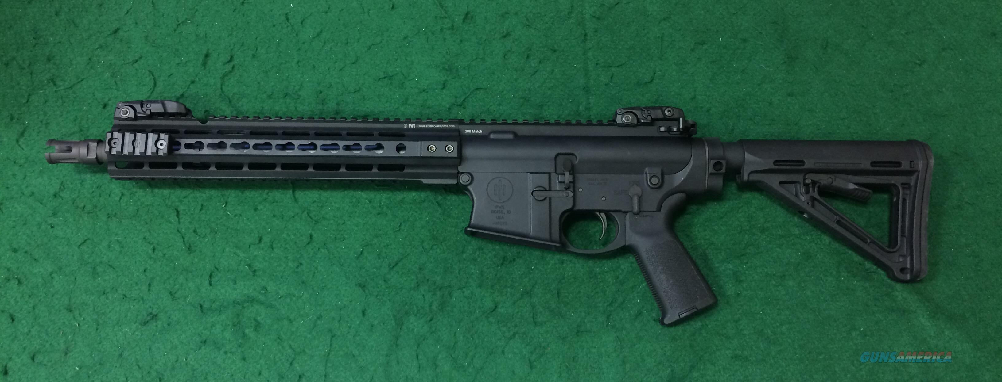 "PWS - MK2 .308 - 14"" SBR  Guns > Rifles > A Misc Rifles"