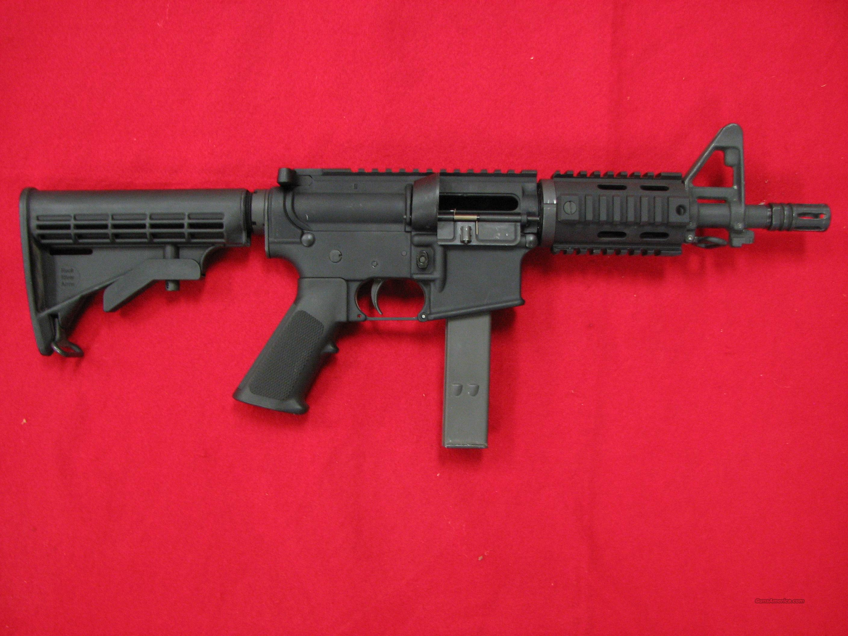 Used Patriot For Sale >> Rock River Arms 9mm Carbine SBR Class III for sale