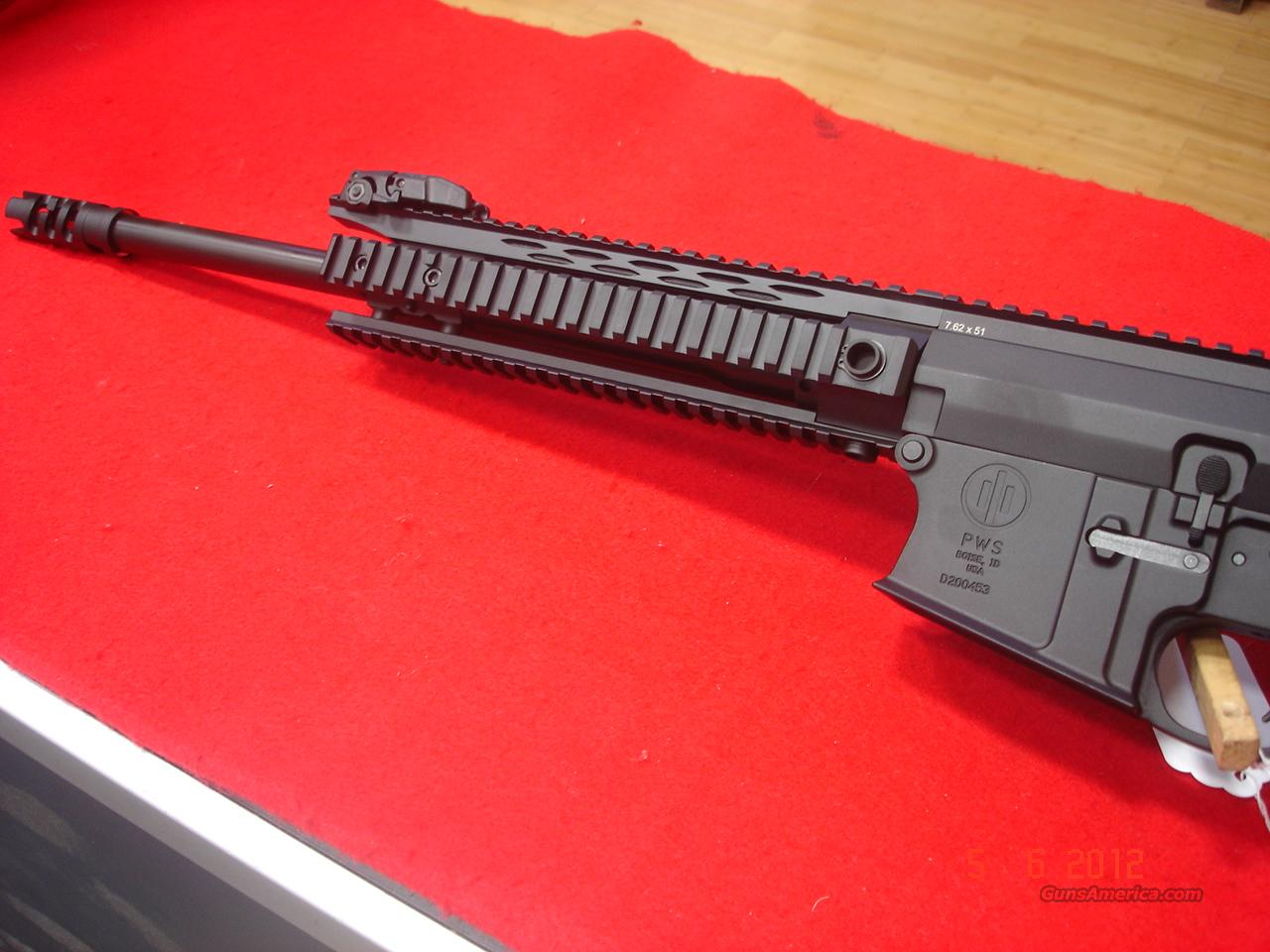 PWS MK216 .308 Win  Guns > Rifles > AR-15 Rifles - Small Manufacturers > Complete Rifle