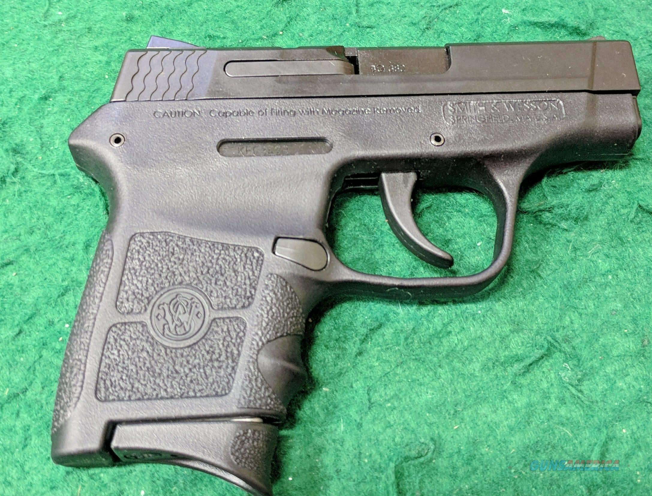 Smith & Wesson - M&P Bodyguard - .380  Guns > Pistols > Smith & Wesson Pistols - Autos > Polymer Frame