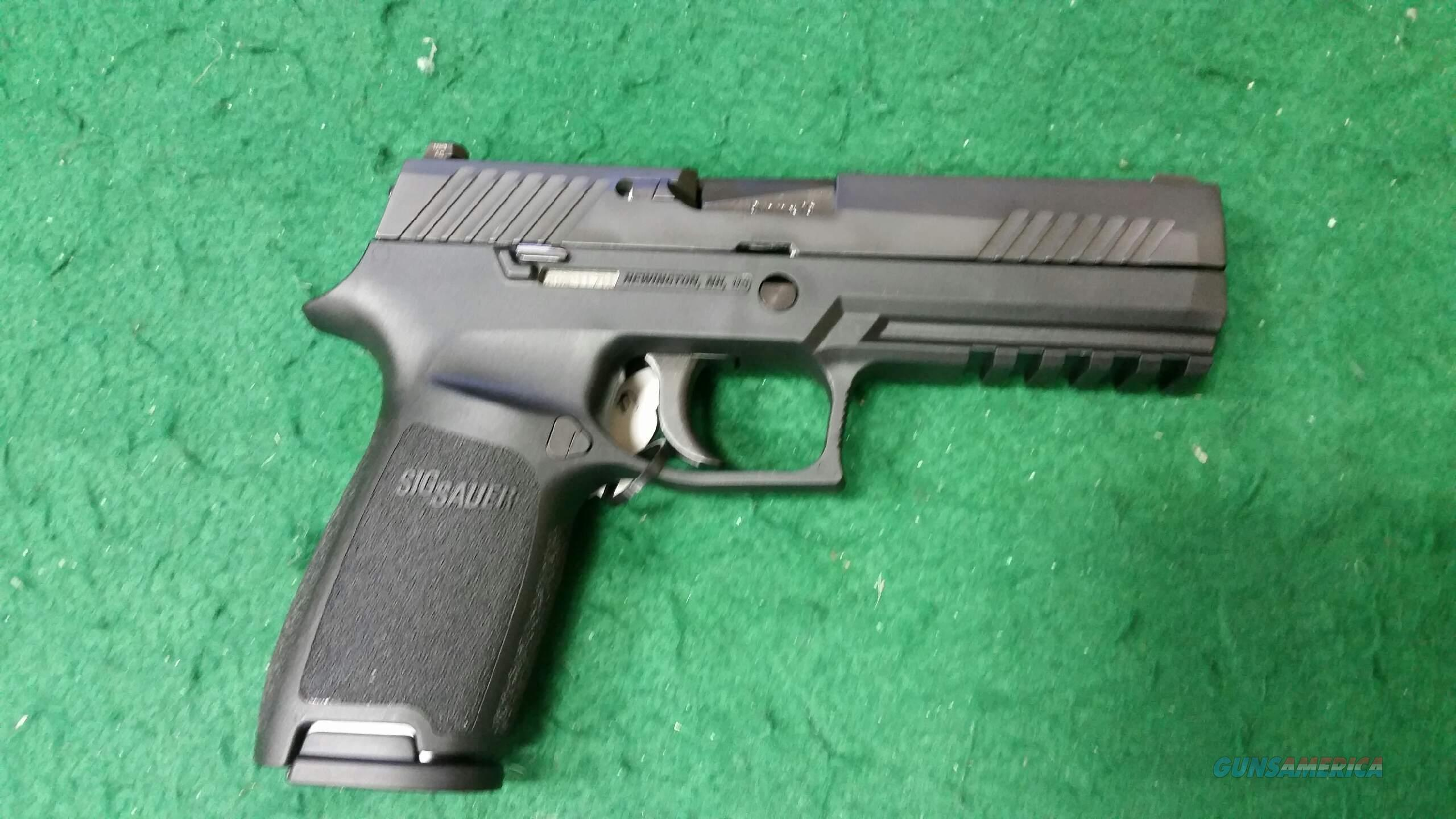 Sig Sauer - P320 - 9mm - Full Size NS  Guns > Pistols > Sig - Sauer/Sigarms Pistols > P320