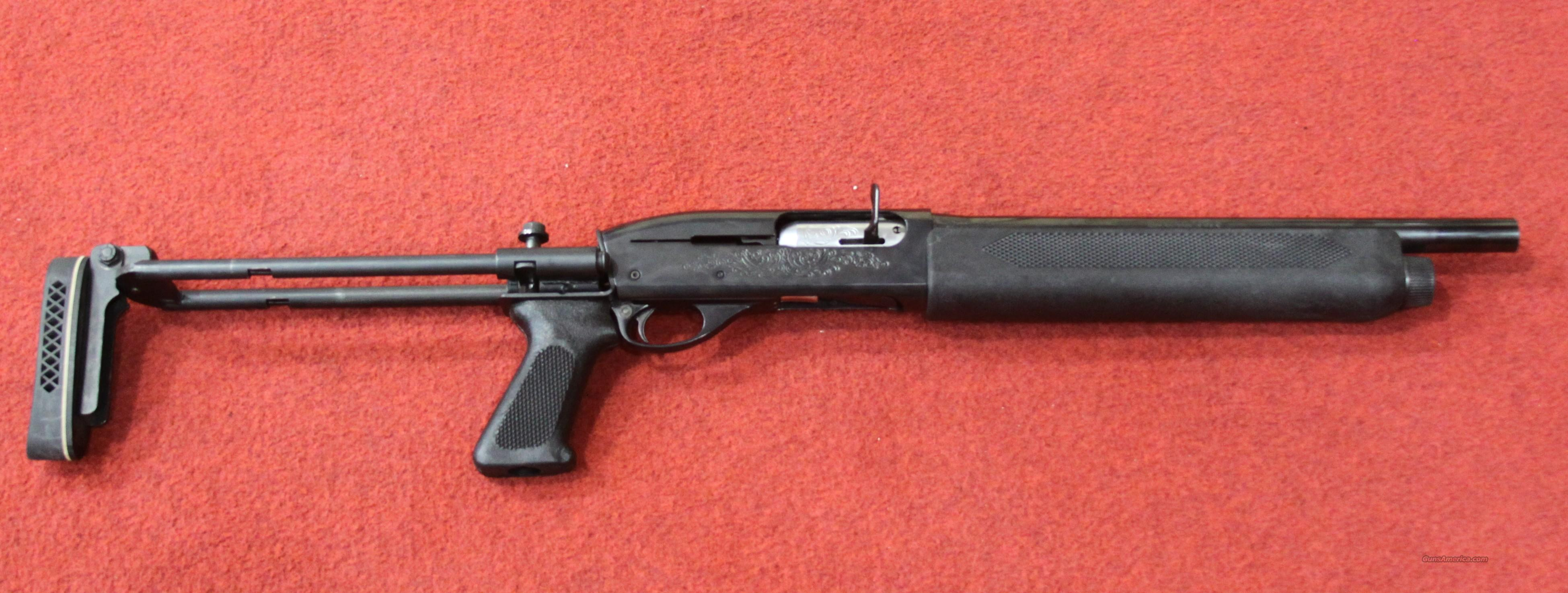 Renington 1100 Short Barrel Shotgun (SBS)  Guns > Shotguns > Class 3 Shotguns > Class 3 Any Other Weapon