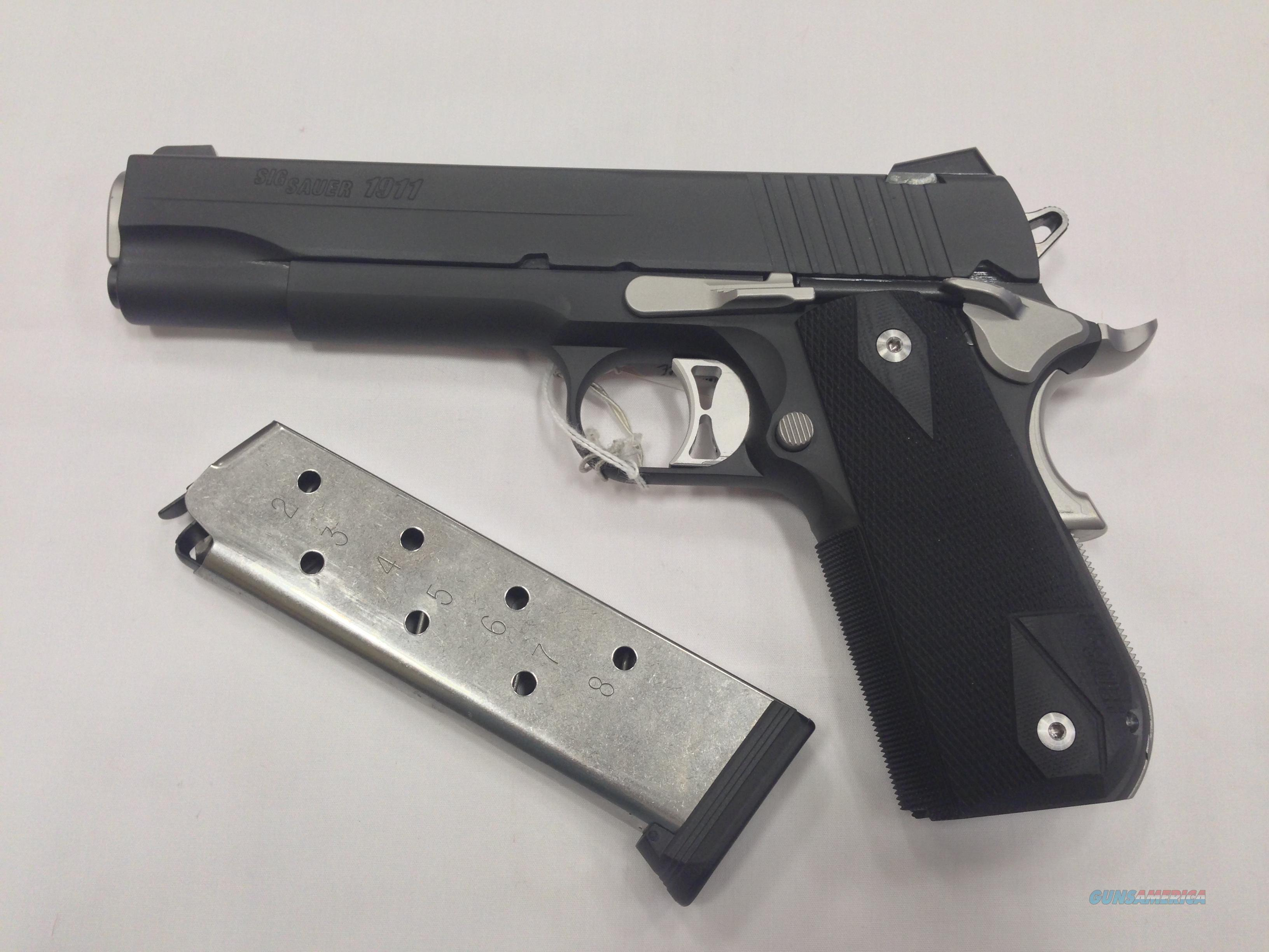 Sig Sauer 1911 Carry Nightmare  Guns > Pistols > Sig - Sauer/Sigarms Pistols > 1911
