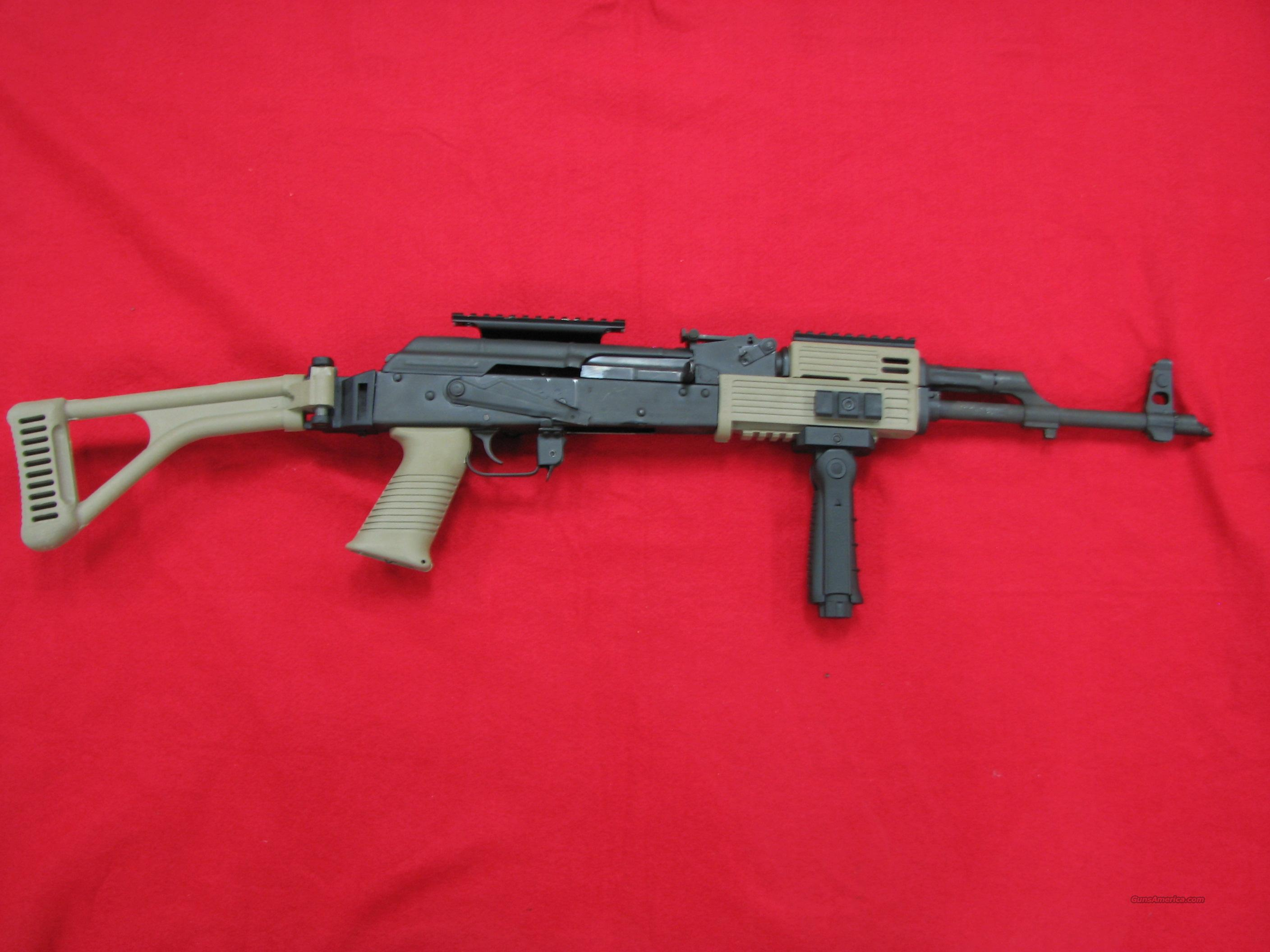 Century Arms Wasr 10 AK47 with Tapco Parts  Guns > Rifles > Century Arms International (CAI) - Rifles > Rifles
