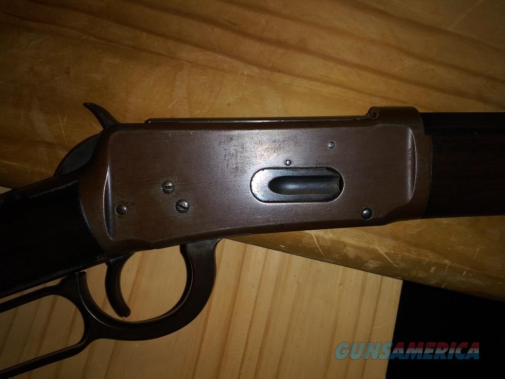 Short barrel Vintage 1900 Winchester 1894, 30-30  Guns > Rifles > Winchester Rifles - Modern Lever > Model 94 > Pre-64