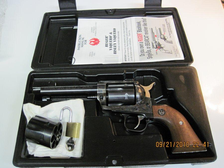 Ruger Vaquero 45LC/45ACP  Guns > Pistols > Ruger Single Action Revolvers > Cowboy Action