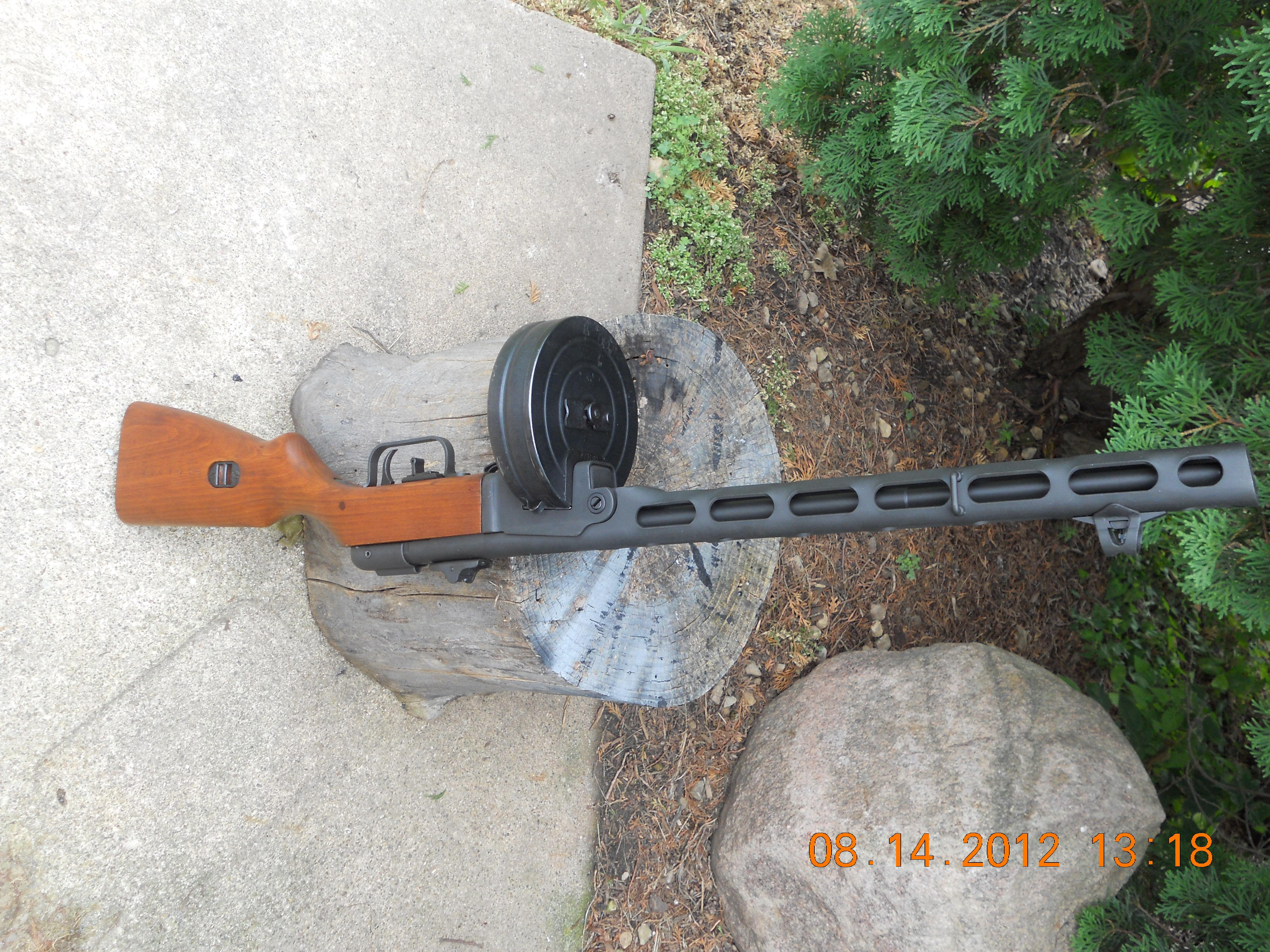 PPSH 41   Guns > Rifles > AK-47 Rifles (and copies) > Full Stock
