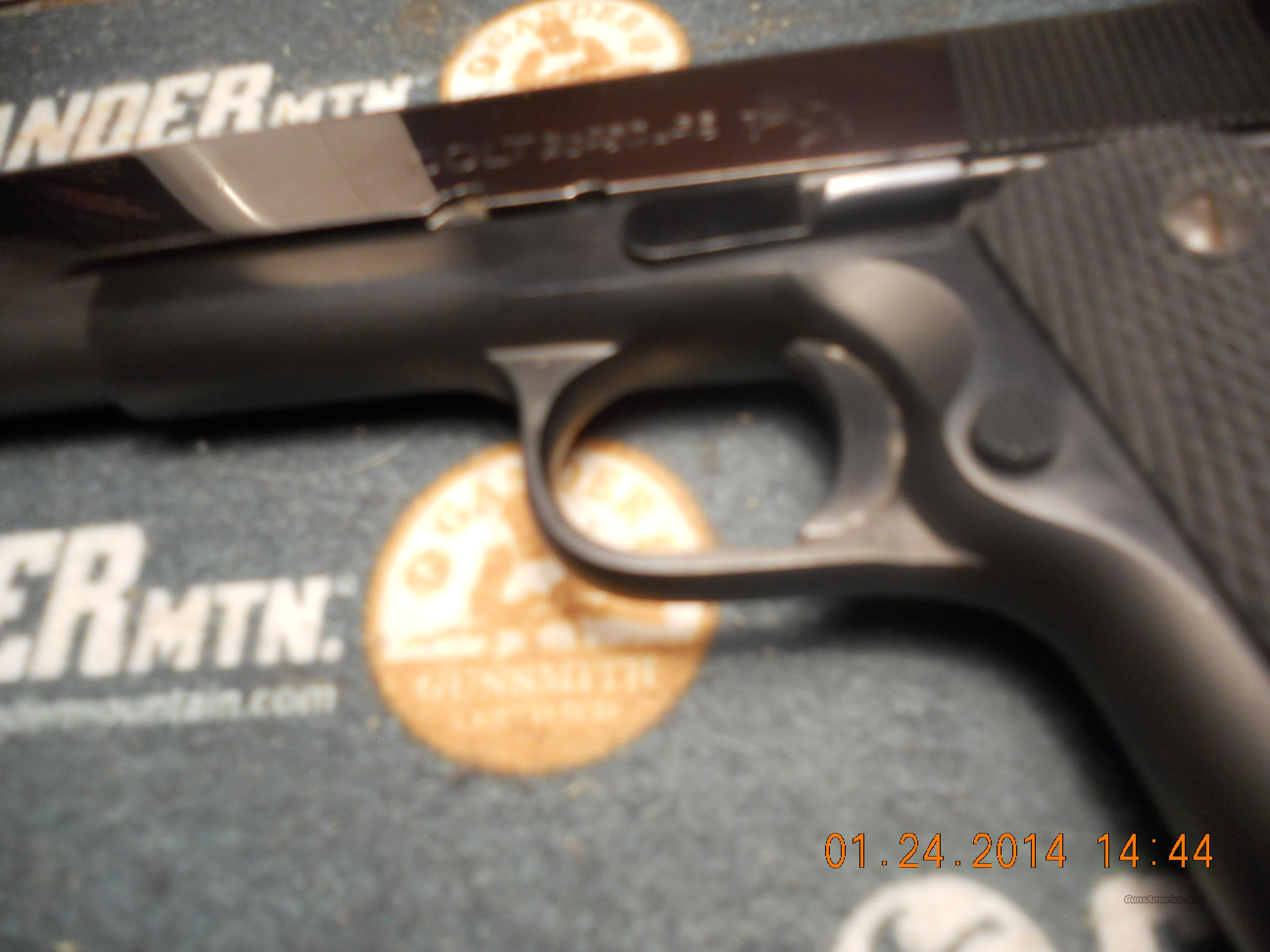 COLT 1911 38 SUPER (1968)   Guns > Pistols > 1911 Pistol Copies (non-Colt)