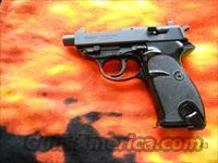 WALTHER P38 CUSTOM PI  Guns > Pistols > Walther Pistols > Post WWII > P38