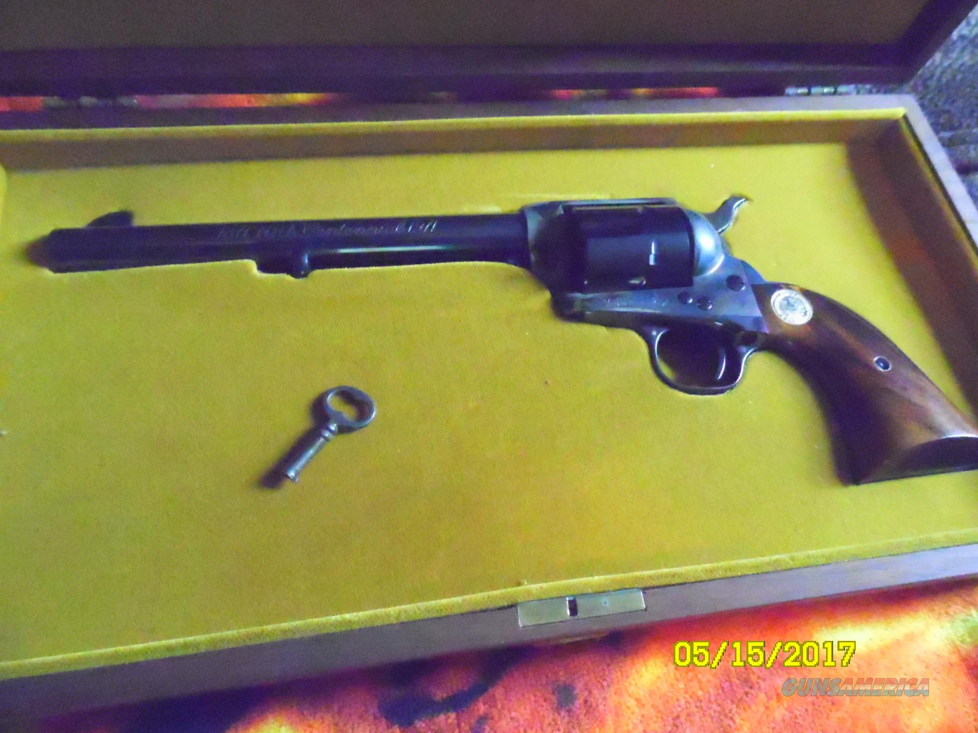 COLT SAA 45 COLT 2 GENERATION MADE IN 1971  Guns > Pistols > Colt Single Action Revolvers - 2nd Gen.