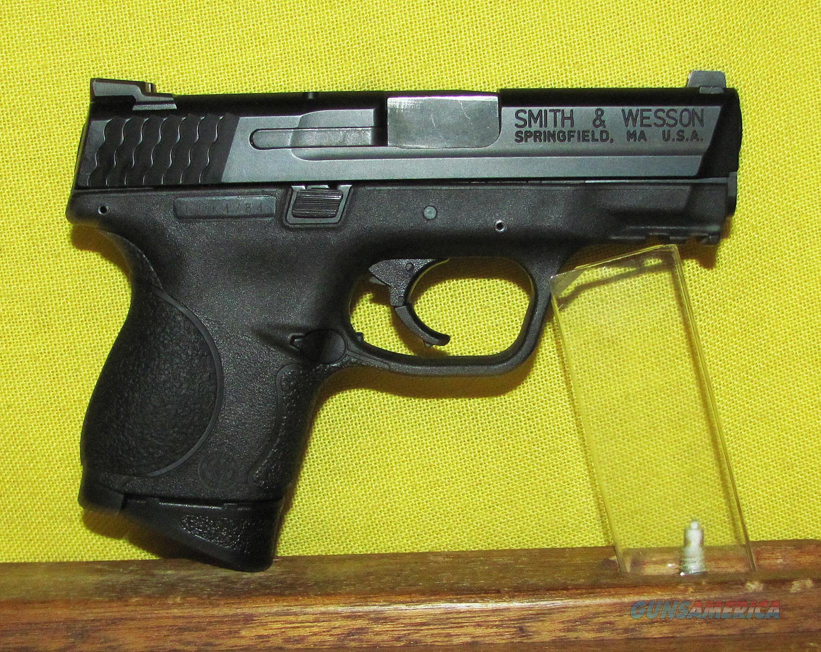 S&W M&P9C  Guns > Pistols > Smith & Wesson Pistols - Autos > Polymer Frame