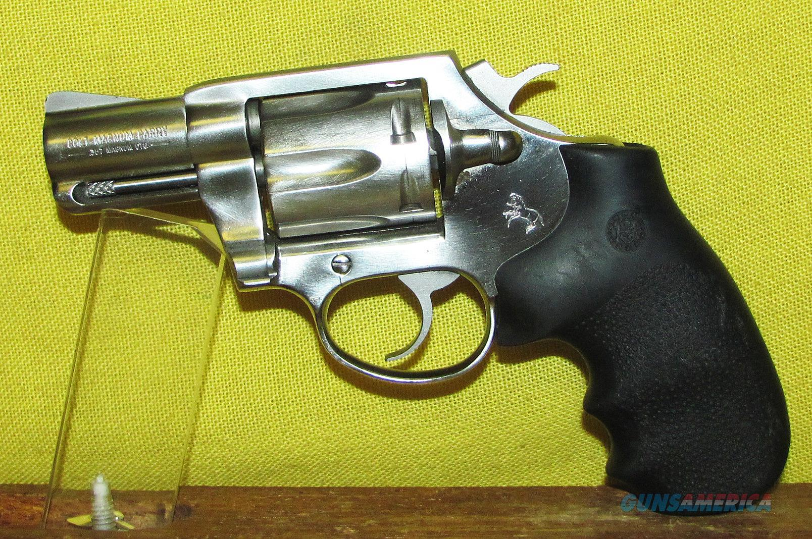COLT MAGNUM CARRY  Guns > Pistols > Colt Double Action Revolvers- Modern