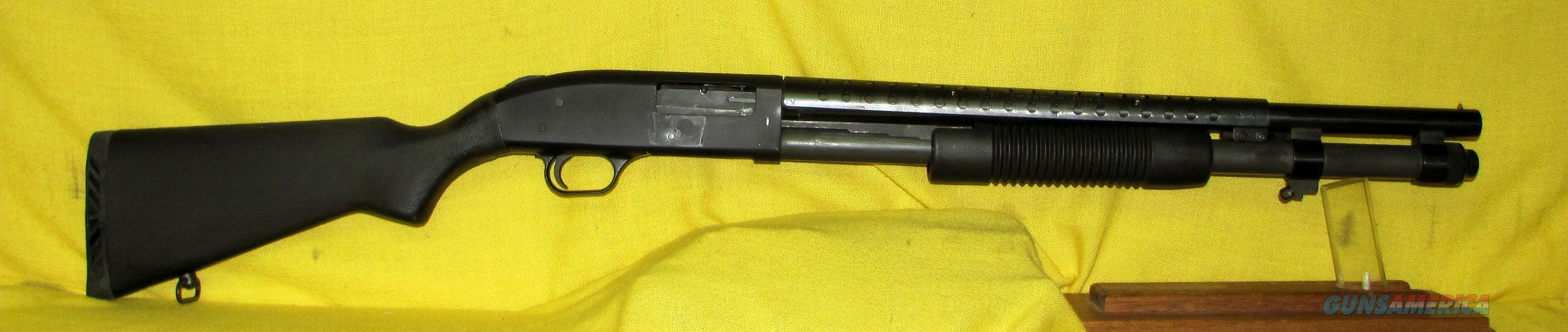 "MOSSBERG 590 12GA 20"" BARREL  Guns > Shotguns > Mossberg Shotguns > Pump > Tactical"