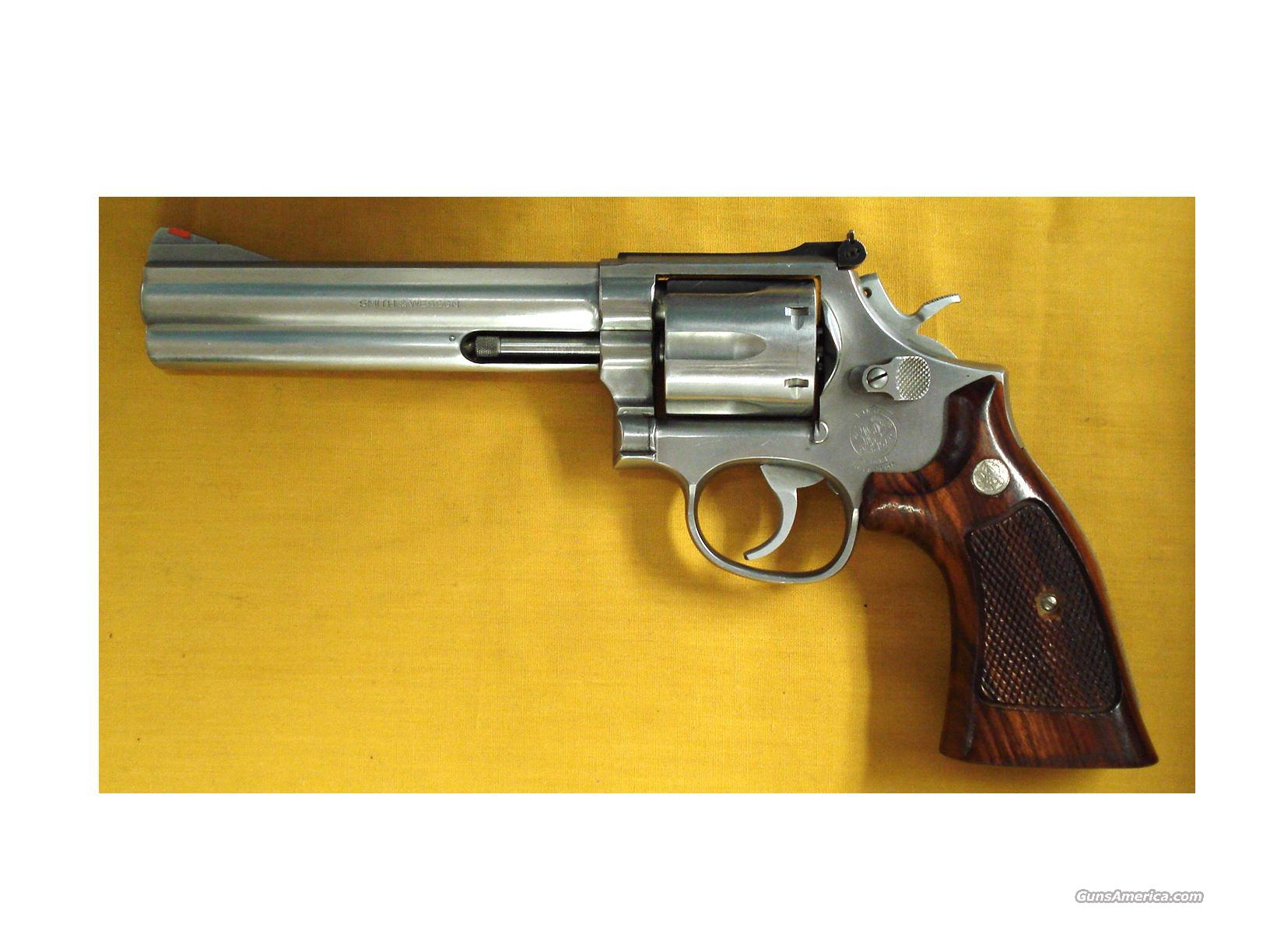 "S&W 686 .357 6"" BARREL  Guns > Pistols > Smith & Wesson Revolvers > Full Frame Revolver"