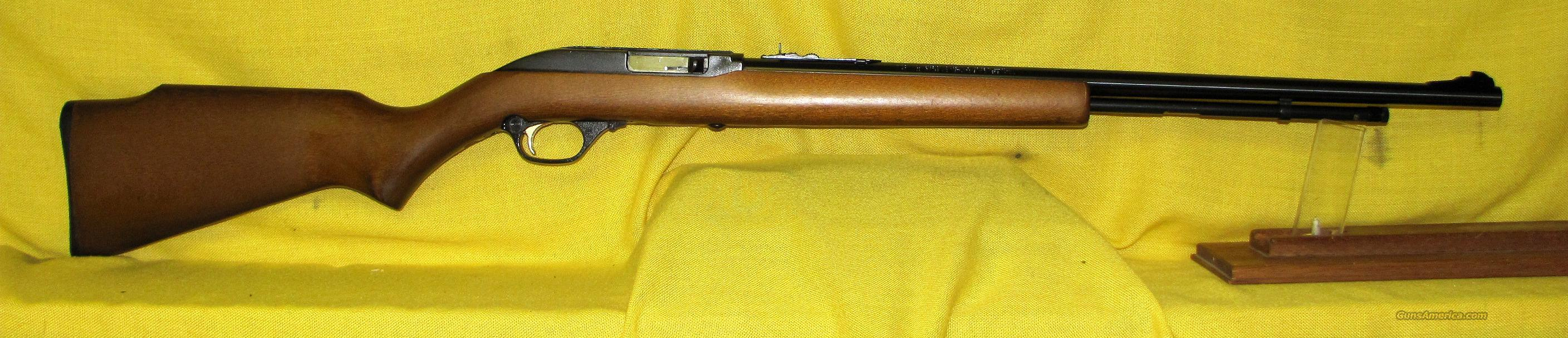 "MARLIN 60 .22LR 22"" BARREL  Guns > Rifles > Marlin Rifles > Modern > Semi-auto"