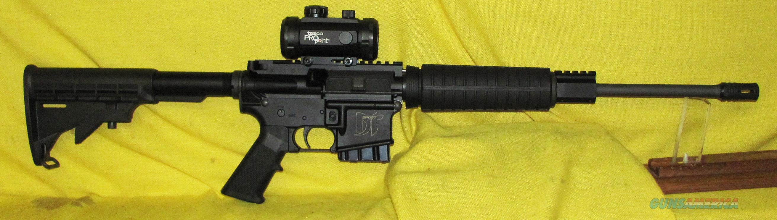 DEL-TRON DTI-15  Guns > Rifles > AR-15 Rifles - Small Manufacturers > Complete Rifle