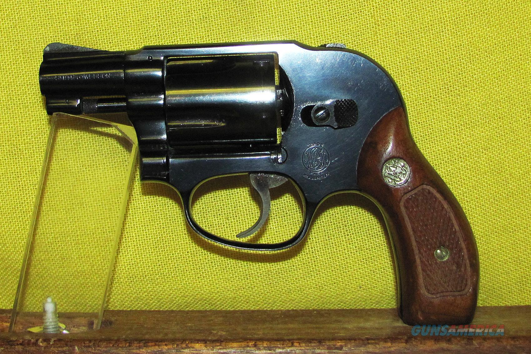 S&W 49  Guns > Pistols > Smith & Wesson Revolvers > Small Frame ( J )