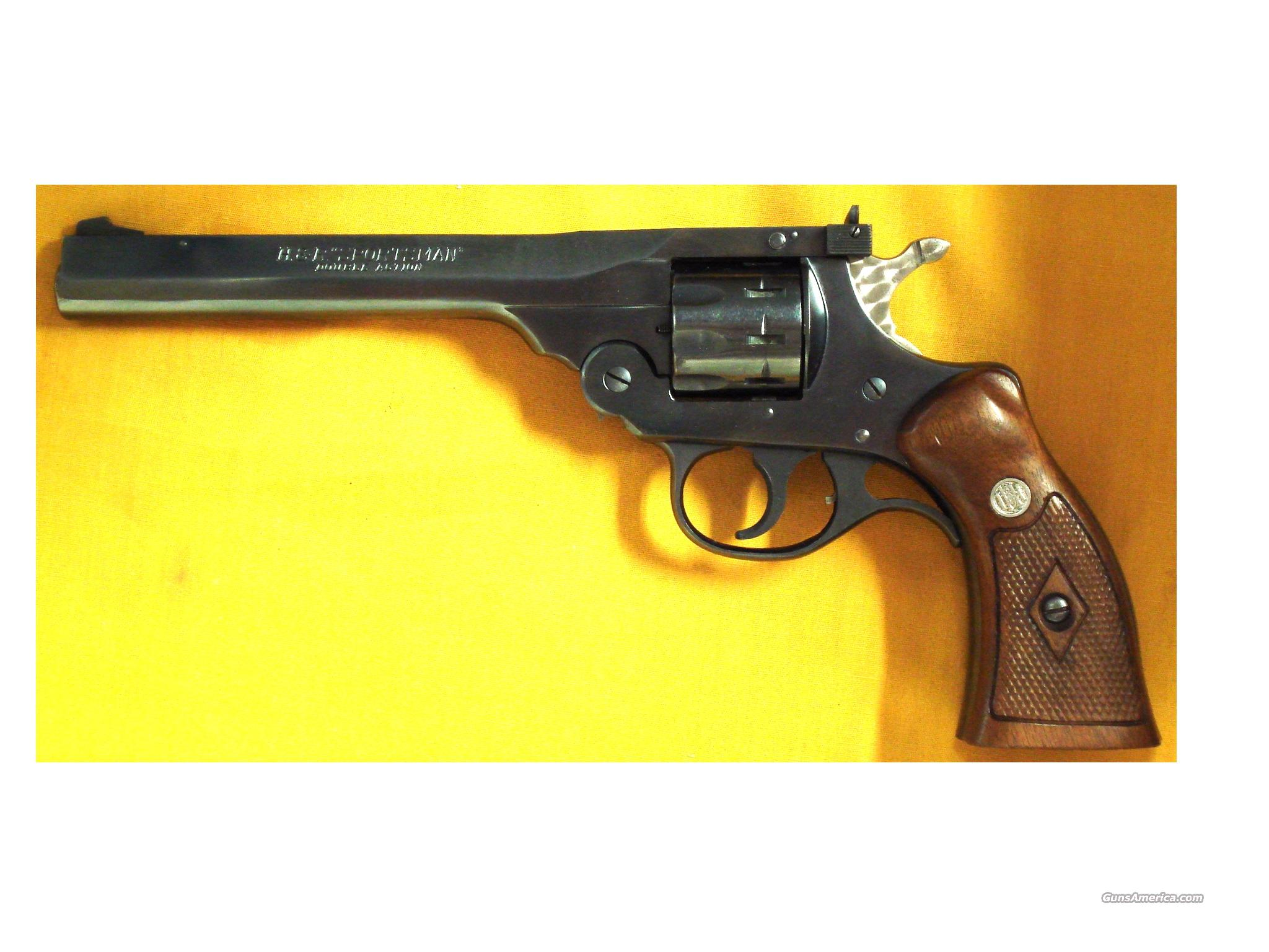 "H&R SPORTSMAN .22LR 6"" BARREL  Guns > Pistols > Harrington & Richardson Pistols"