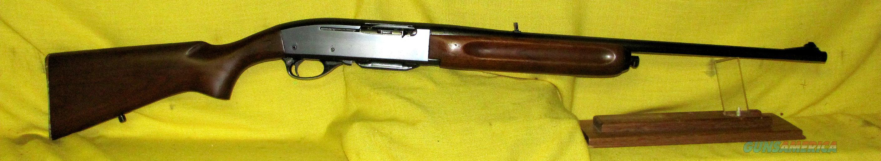 REMINGTON 740 WOODMASTER  Guns > Rifles > Remington Rifles - Modern > Other