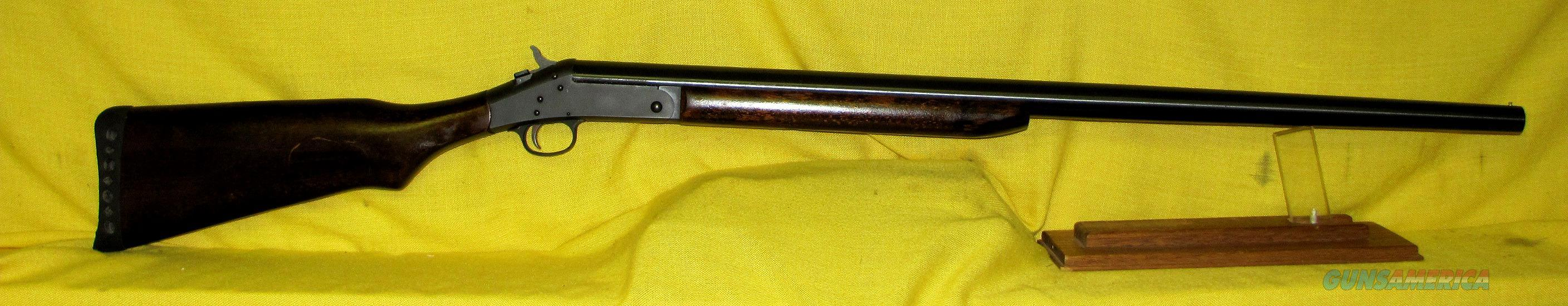 "NEF SB2 10GA 3 1/2"" CHAMBER 31 1/2"" BARREL  Guns > Shotguns > New England Firearms (NEF) Shotguns"