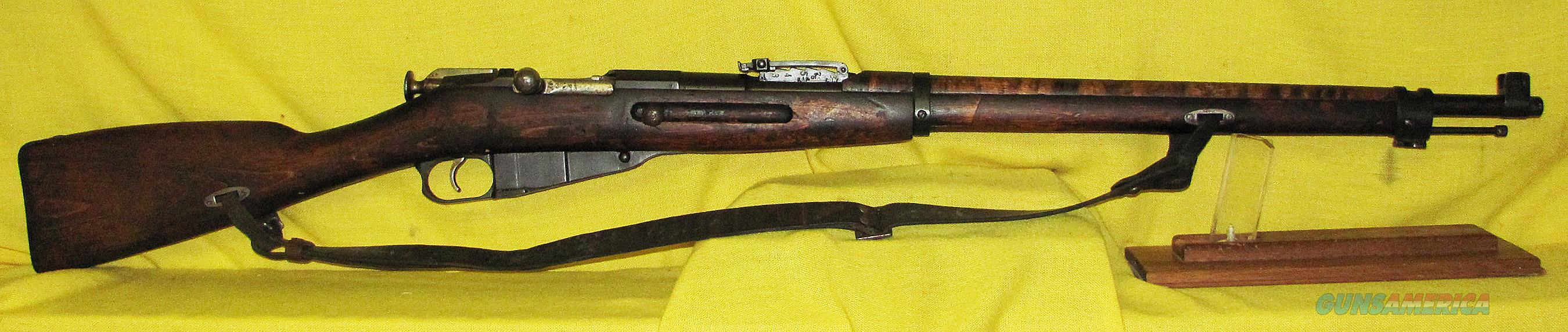 MOSIN-NAGANT M24  Guns > Rifles > Mosin-Nagant Rifles/Carbines
