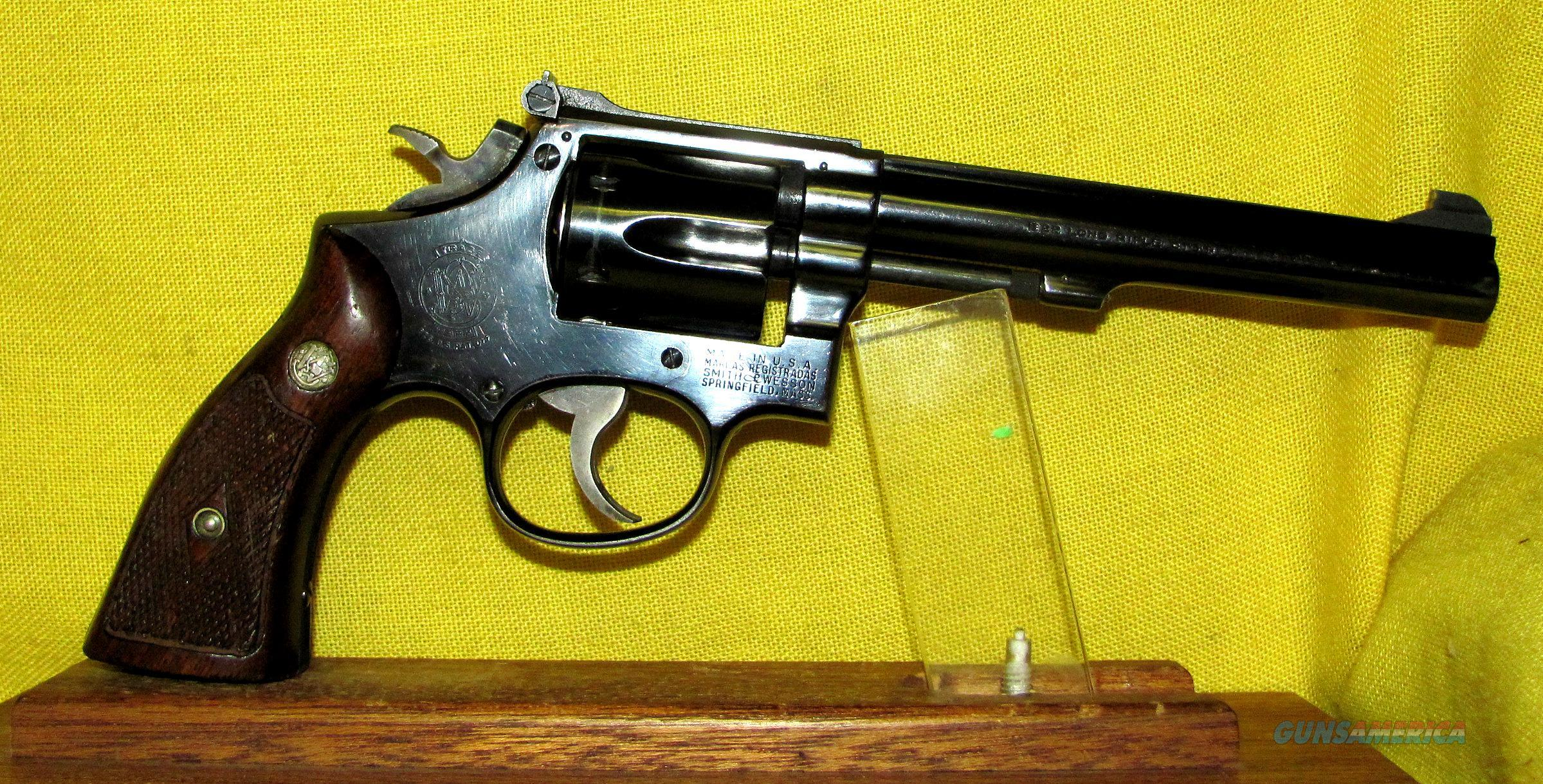 S&W PRE- 17 (FIVE SCREW)  Guns > Pistols > Smith & Wesson Revolvers > Full Frame Revolver