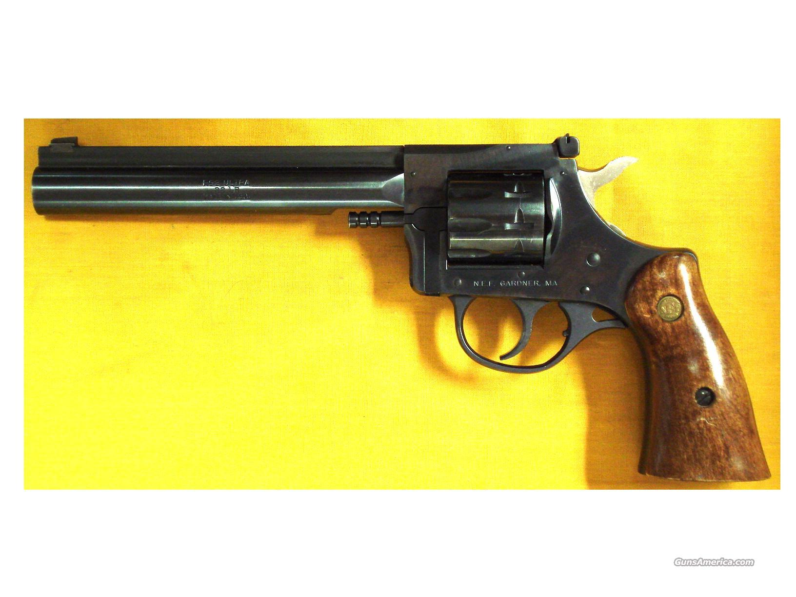 "NEF R92 ULTRA .22LR 6"" BARREL  Guns > Pistols > New England Firearms (NEF) Pistols"