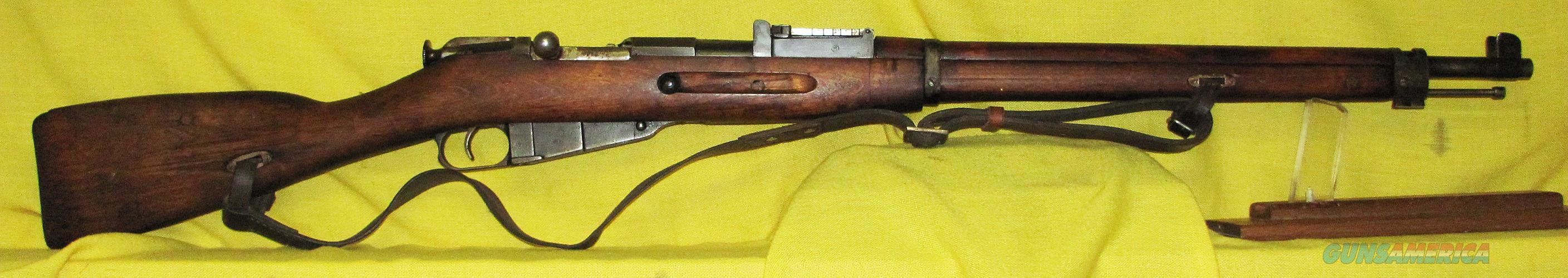 MOSIN-NAGANT M28  Guns > Rifles > Mosin-Nagant Rifles/Carbines