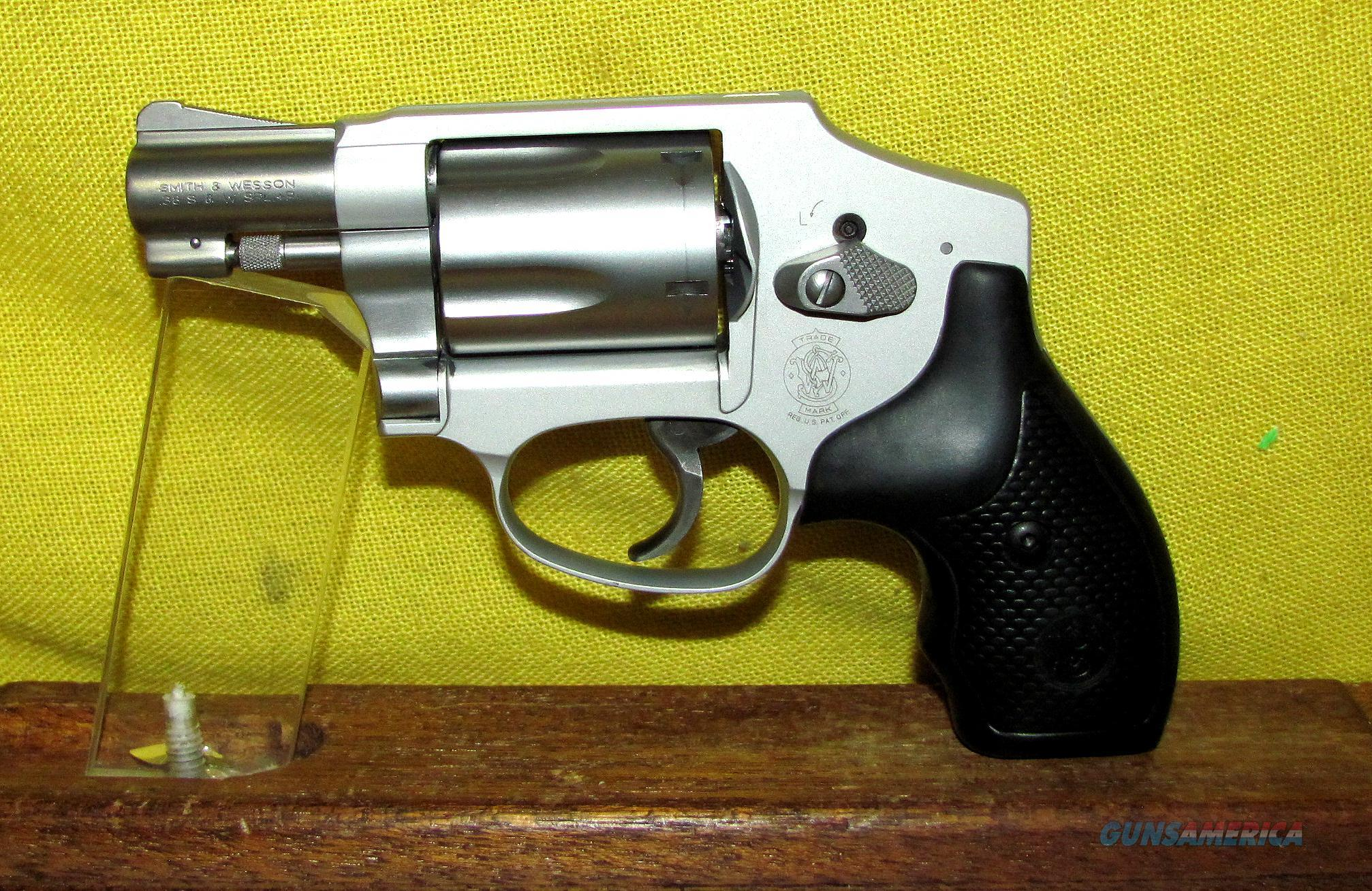 S&W 642-2  Guns > Pistols > Smith & Wesson Revolvers > Small Frame ( J )
